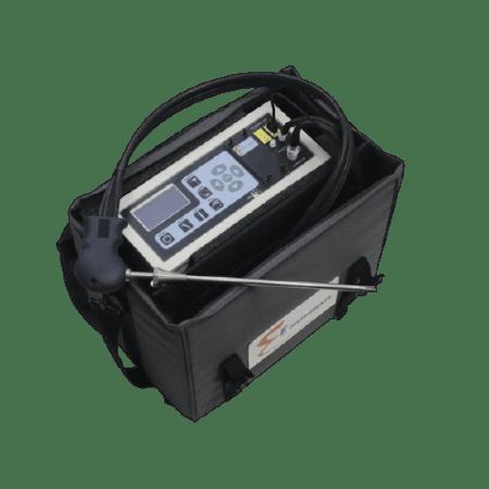 Analizador de gases de combustión-E8500 PLUS