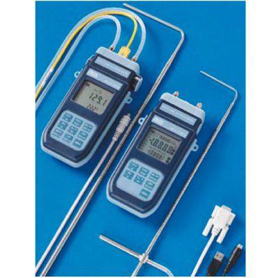 Anemómetro HD2114P y HD2134P