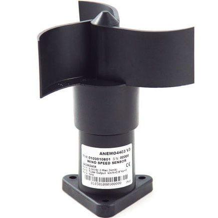Anemómetro estacionario con salida analógica ANEMO4403