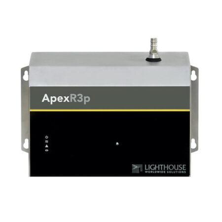 Contador de partículas remoto con bomba interna- APEXR3p