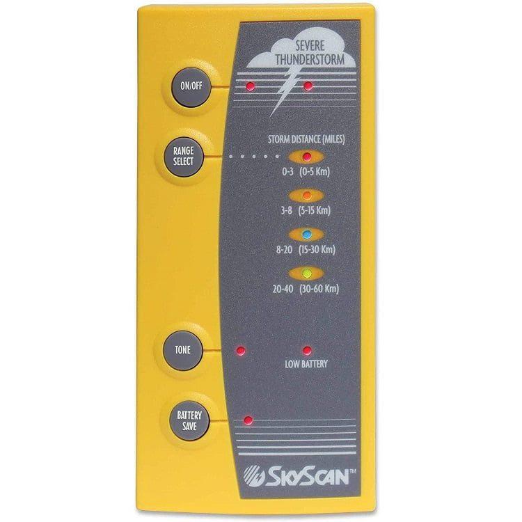 Detector de Tormenta P5-3-Skyscan