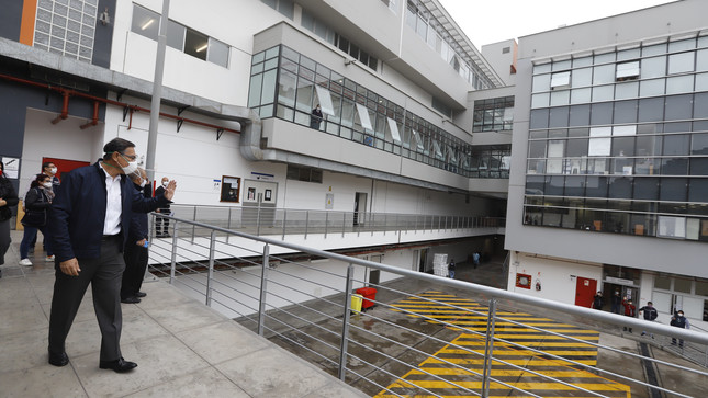 Hospital de Ate