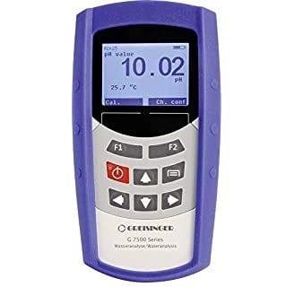 Medidor Multiparamétrico de Calidad de Agua GE750