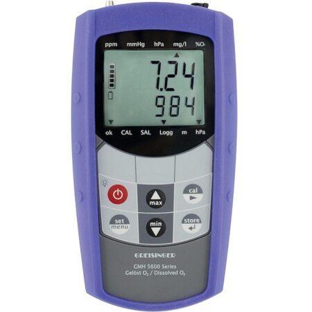 Medidor de Oxigeno Disuelto GMH5650-SET