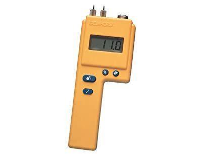 Medidor de humedad en papel: P2000