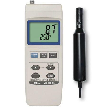 Medidor de oxígeno disuelto YK-22DOA