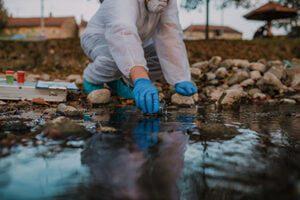 Ecological water sampling