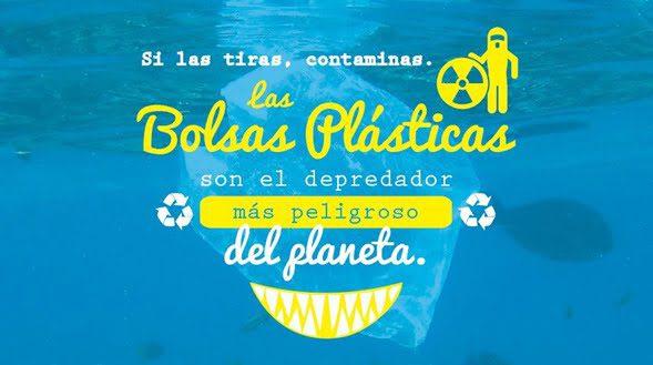 Día internacional sin bolsas de plástico -  3 de Julio